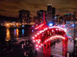 Chicago Navy Pier - Mark Goodhew Photography