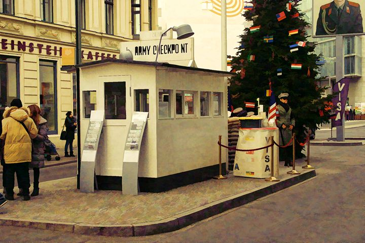 Army Checkpoint - Visionary Skies