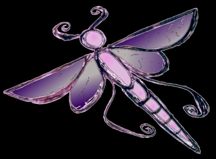 Dragon Fly - Kesha LaRoche