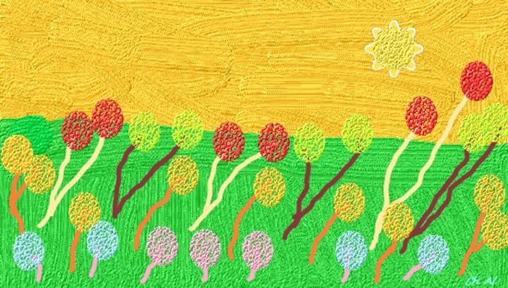 The Field - Fleurdelis