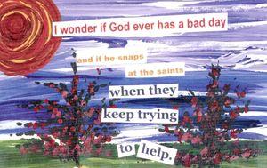 God's Bad Day