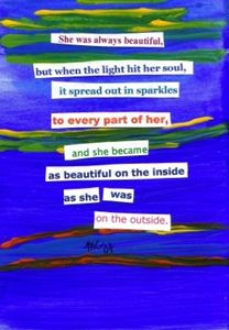 The Light In Her Soul