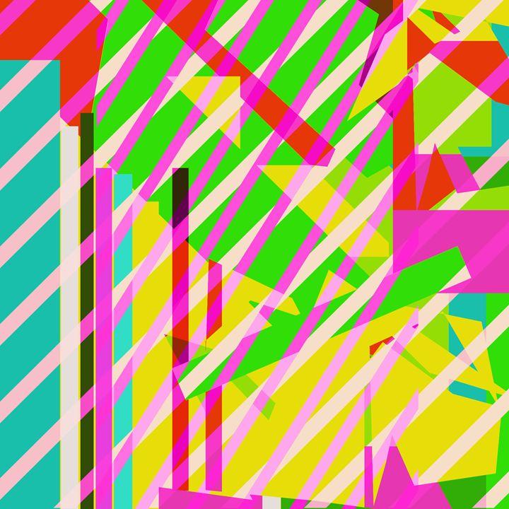Abstract 1 - Artworksbylatidra