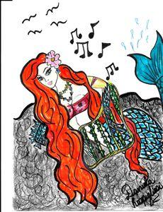 enchanting mermaid - Daniela's Closet