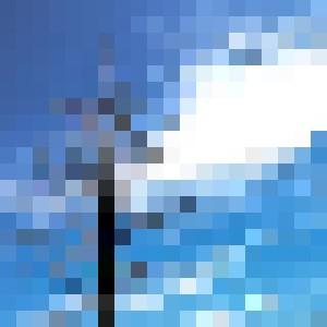 Tree, blue Sky & Clouds