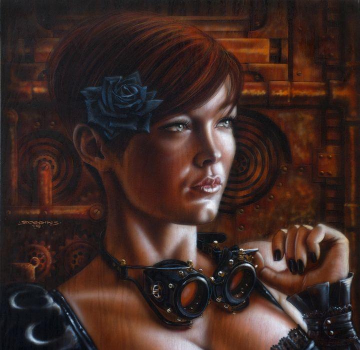 Steampunk 2 - Scoggins Art