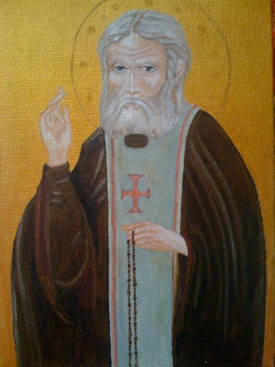 Seraphim of Sarov - Marina Mos