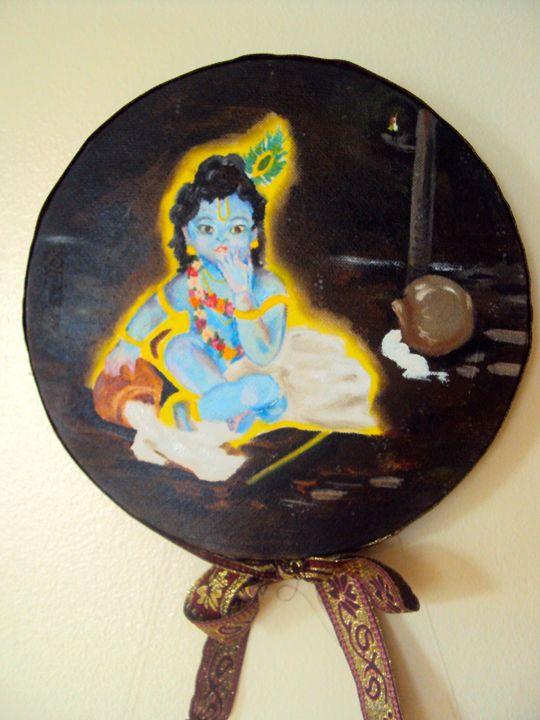 Little Krishna. Damodar - Marina Mos