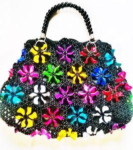 women handmade handbag