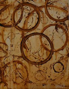 Coffee Circles 3