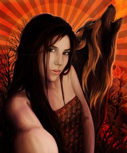 SheWolf Fire Within