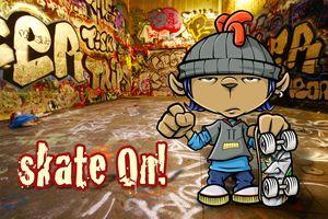 Skate On!