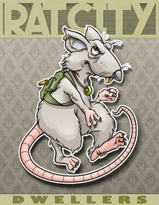 Ratcity Dwellers Poster