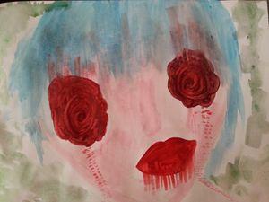 Rose Eyed Donna/Banged eyes