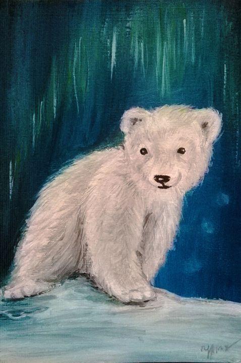 Polar Bear - Magic Art
