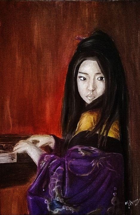 Geisha secret - Magic Art