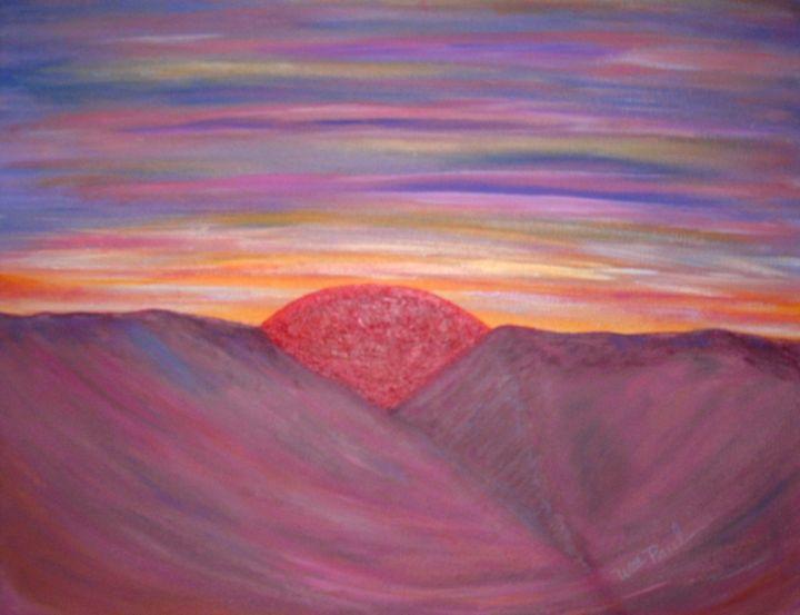 Desert Sunset - William Marlette (Diversity)