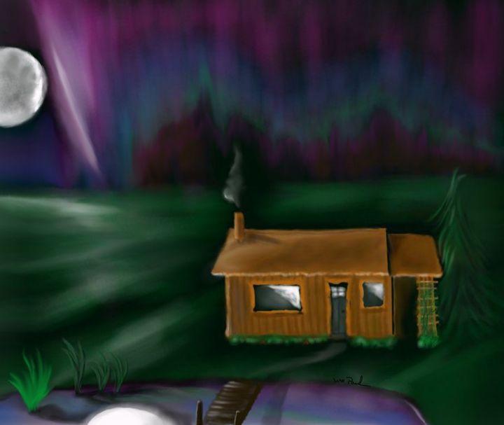 Fantasy Cabin - William Marlette (Diversity)