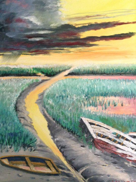 the marsh - walter Buranen