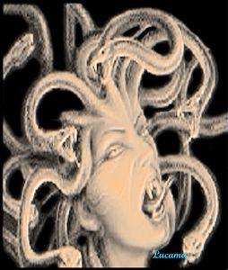 Myth Of Medusa
