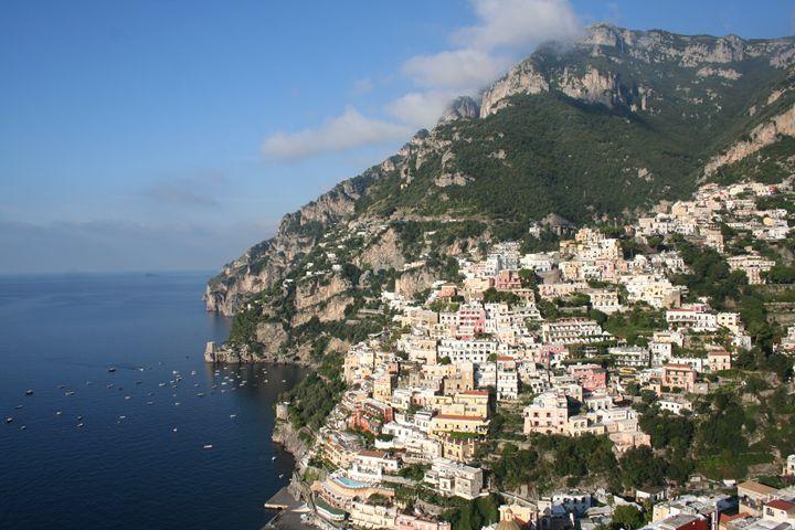 Positano - Here is the world