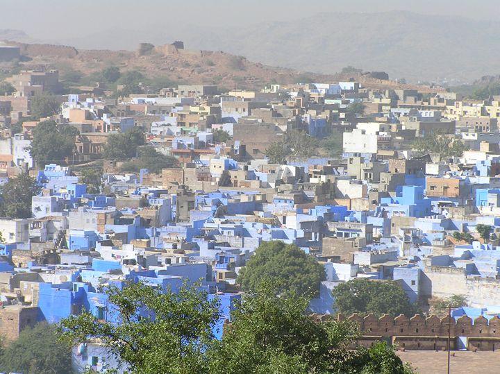 Jodhpur View - Here is the world