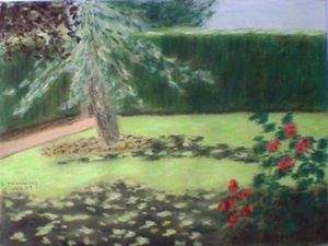 jardin - Francois Dubroeucq