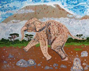 Elephant Manjaro