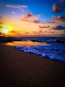 East Oahu Shoreline Sunrise