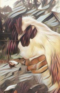 Bird in Hand - S. Sarlouis Designs