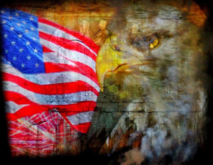 American Dream - Falconz Eye Imagery