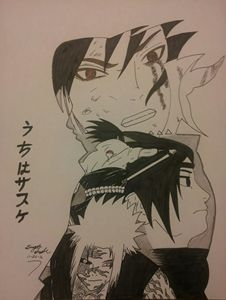 Life of uchiha sasuke