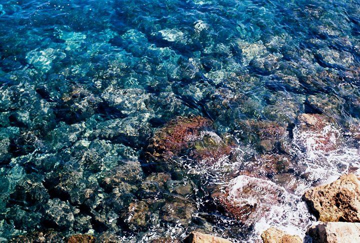 Rocks in Ventimiglia - Donald