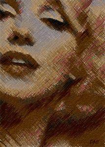 Marilyn Monroe - FORTUNA ART