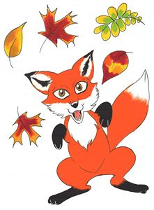 The Autumn Fox