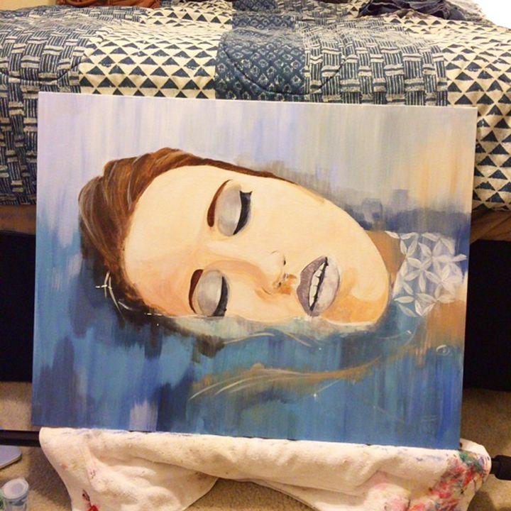Floating - Elaine Pait