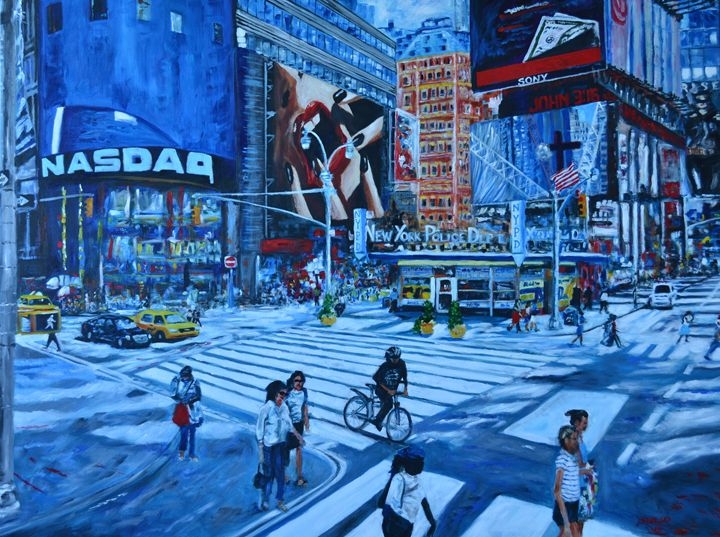 NYPD - George Sielski