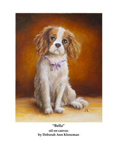 """Bella"" art print"