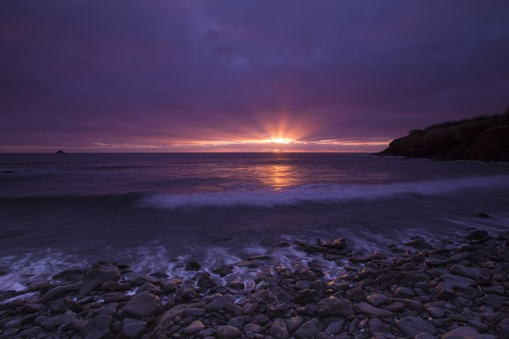 The Sun Breaks through the morning - HT Images