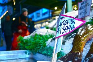 Pike Place Market - Courtney DeFruscio