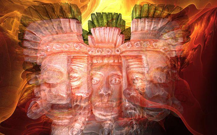 hyperslap - Sacred world artistry