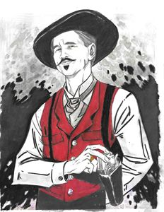 Tombstone Doc Holliday
