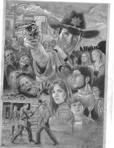 Old School TWD