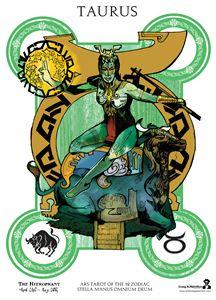 Taurus, The Hierophant