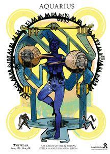 Aquarius, The Star