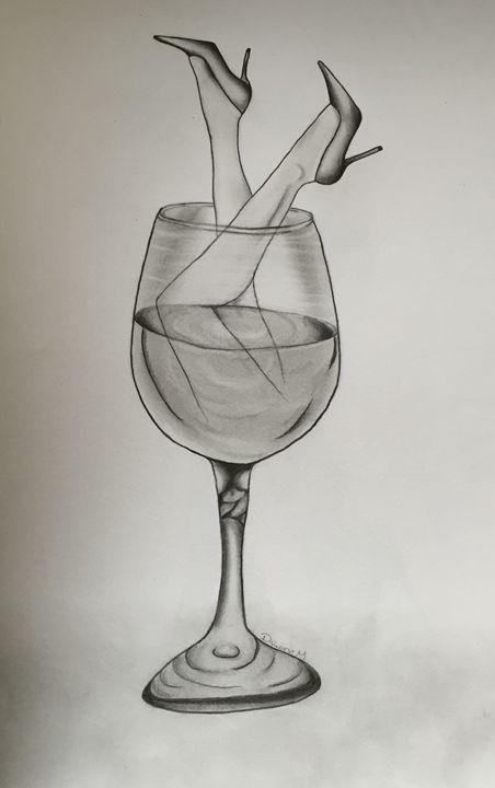 The drunk duchess - Art & Art