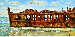 Australian Shipwreck
