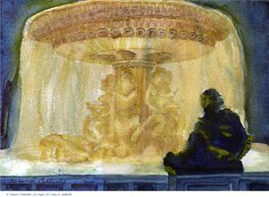 Ceasar's Fountain, Las Vegas - Gary R. Caldwell   CADesign, Art & Photos