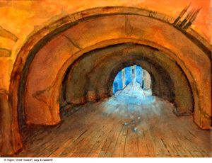Alger's Street Tunnel