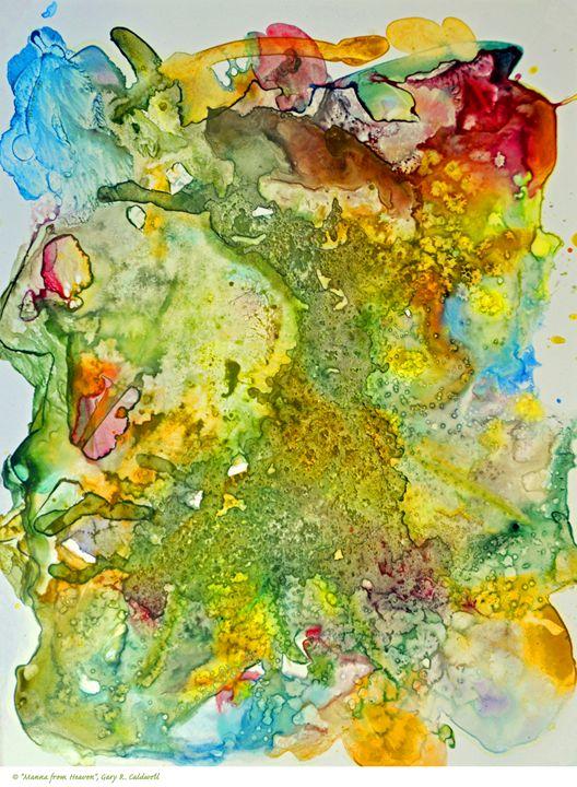 Digital-Manna from Heaven #01 - Gary R. Caldwell   CADesign, Art & Photos